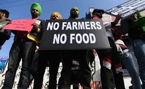 Farmers Protest to Public Protests